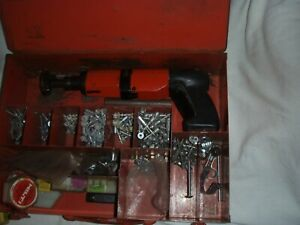 Hilti Powder Actuated Fastening Tool Dx400