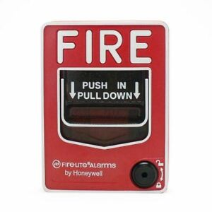 Honeywell Fire lite Bg 12 Fire Alarm Pull Stations Non coded Manual Pull