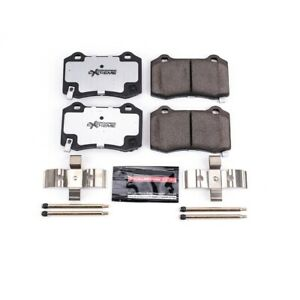 Z26 1053 Powerstop 2 wheel Set Brake Pad Sets Rear New For Chevy Grand Cherokee