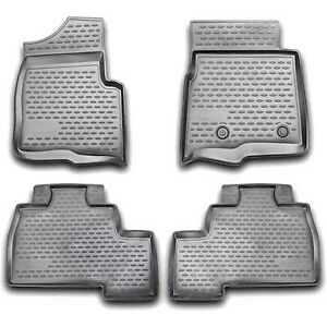 74 12 41009 Westin Floor Mats Front New Black For F150 Truck Ford F 150 09 14