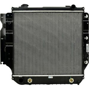 3244 Csf Radiator New For Jeep Wrangler 1987 1995 1997 2004