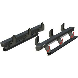 3047902 Aries Running Boards Set Of 2 New For Chevy Silverado 1500 Sierra Pair