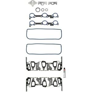 Ms98004t Felpro Intake Manifold Gaskets Set New For Chevy Olds Cutlass Pontiac