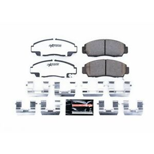 Z26 787 Powerstop Brake Pad Sets 2 Wheel Set Front New Coupe Sedan For Accord Tl