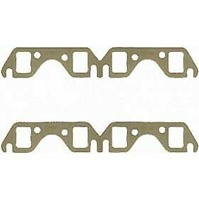 Ms90012 Felpro Set Exhaust Manifold Gaskets New For Le Sabre Buick Lesabre Super