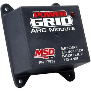 77631 Msd Boost Controller New