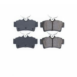16 627a Powerstop Brake Pad Sets 2 Wheel Set Rear New For Ford Mustang