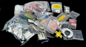Mixed Lot 5lbs Electronic Components Resistor Diode Integrated Circuit Connector
