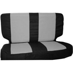 Scp20121 Rt Off Road Kit Seat Cover New For Jeep Wrangler 1987 1995 1997 2002