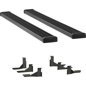 415078 401113 Luverne Set Of 2 Running Boards New For Chevy Silverado 1500 Pair