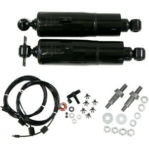 504 516 Ac Delco Set Of 2 Shock Absorber And Strut Assemblies New For Chevy Pair