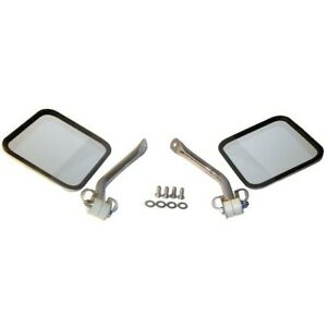 Rt30011 Rt Off road Mirrors Set Of 2 Driver Passenger Side New Lh Rh Pair