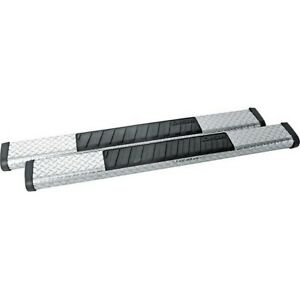Dz16412 Dee Zee Set Of 2 Running Boards New For Chevy Ram Truck F150 F250 Pair