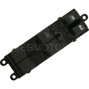 Dws 391 Power Window Switch Front Driver Left Side New Black Lh Hand For Nissan