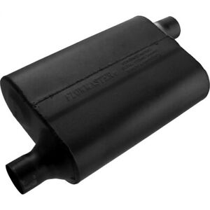 942043 Flowmaster Muffler New For Chevy Olds Oval Honda Civic Accord Ford Ranger