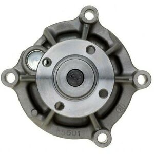 41118 Gates Water Pump New For Ford Mustang Lincoln Town Car Grand Marquis 01 11