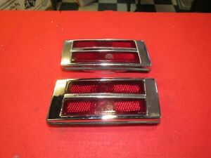 1948 49 Packard 22nd Series Taillights