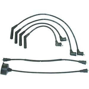 671 4180 Denso Set Of 4 Spark Plug Wires New For Honda Accord Prelude 83 85 87