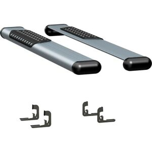 583054 571441 Luverne Set Of 2 Running Boards New For Chevy Silverado 1500