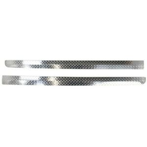 Dz21995 Dee Zee Bed Rail Caps Set Of 2 New For Pickup Styleside 72 0 In Pair