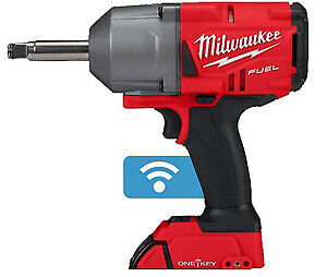 Milwaukee M18 Fuel 1 2 Impact Wrench Extended Anvil Bare Tool Brand New