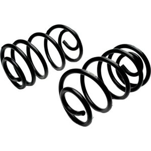 45h3006 Ac Delco Coil Springs Set Of 2 Rear New For Chevy Olds Cutlass Pair