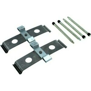 117 46021 Centric Brake Hardware Kit Front New For Chevy Sedan Ford Mustang V70