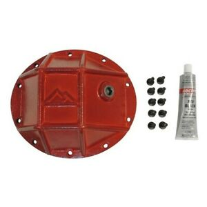 Rt20025 Rt Off Road Differential Cover Rear New For Jeep Grand Cherokee Wrangler