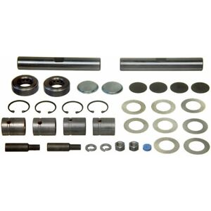 8282b Moog King Pin Bolt Set Kit Front New For Chevy Styleline 2 10 Series 1500