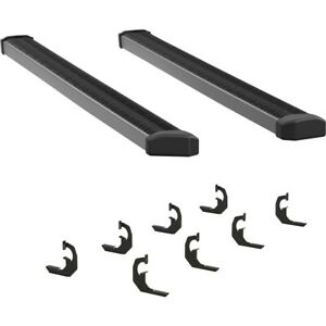 416088 4055101 Luverne Set Of 2 Running Boards New For Chevy Avalanche Pair