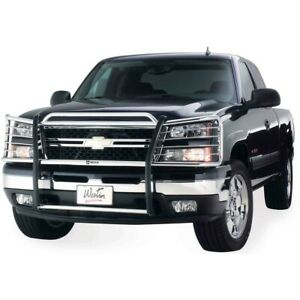 45 2270 Westin Grille Guard New Polished For Chevy Chevrolet Silverado 1500