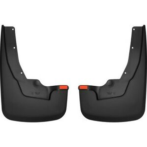 58131 Husky Liners Mud Flaps Set Of 2 Front Driver Passenger Side New Pair