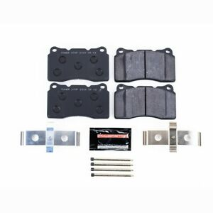 Pst 1001 Powerstop Brake Pad Sets 2 wheel Set Front New For Chevy Honda Civic G8