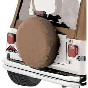 Tc303237 Rt Off road Spare Tire Cover New For Jeep Wrangler Cj7 Cj5 Willys Cj6