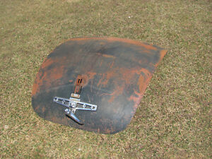 1941 Cadillac Buick Convertible Coupe Decklid