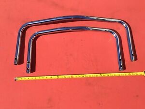 1940 s 1950 s Accessory Grill Or Trunk Guard Gm Ford Dodge One Only 48 53