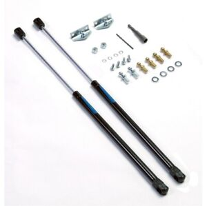 Rugged Ridge 11252 51 Hood Lift Support Kit For 07 18 Jeep Jeep Jk New