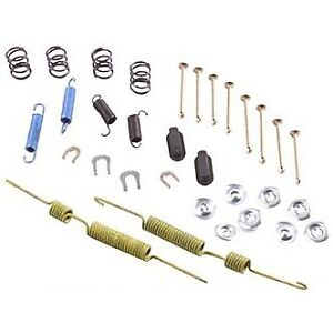 118 61015 Centric Brake Hardware Kit Rear New For Bronco Mustang Pickup Coupe Ii