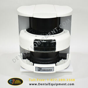 Air Techniques Scanx2 Io Digital Imaging System Dental Phosphor X ray Scanner