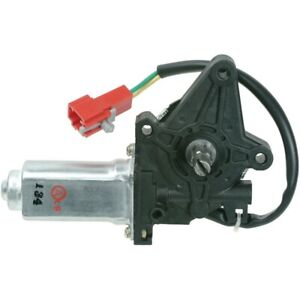 82 413 A1 Cardone Window Motor Front Driver Left Side New For Town And Country