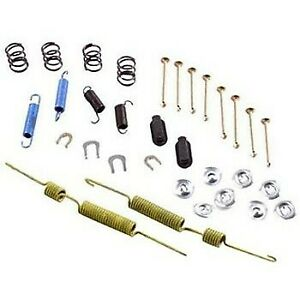 118 44016 Centric Brake Hardware Kit Rear New For Chevy Coupe Sedan Toyota Camry