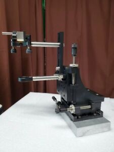 Thorlabs Standard Micrometers With Mlr1 km100p