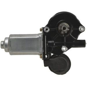 82 1197 A1 Cardone Window Motor Front Driver Left Side New Lh Hand For Camry