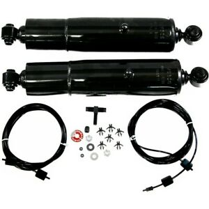 504 554 Ac Delco Shock Absorber And Strut Assemblies Set Of 2 New For Chevy Pair