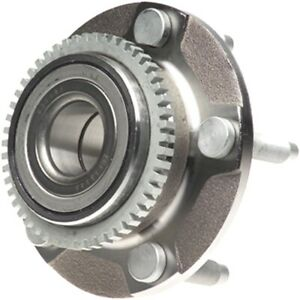 Wh513115 Quality Built Wheel Hub Front Driver Or Passenger Side New Rh Lh