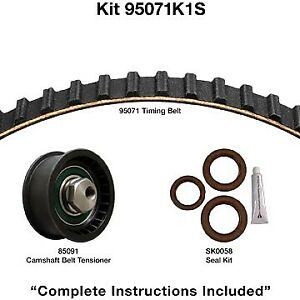 95071k1s Dayco Timing Belt Kit New For Executive Le Baron Town And Country Dodge