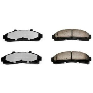 Z36 827 Powerstop Brake Pad Sets 2 wheel Set Front Or Rear New For Chevy Gmc Npr