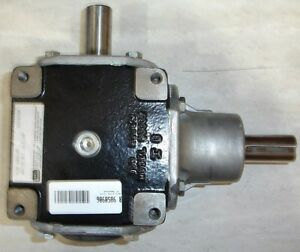 Make Offer New Von Ruden 40 22 Right Angle Gear Box 2 1 Ratio 4022 Ships Today