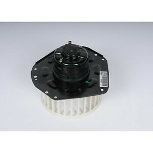 15 80914 Ac Delco Blower Motor Rear New For Chevy Olds S10 Pickup S 10 Blazer