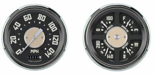 1947 53 Chevrolet Truck Oe Classic Instruments Gauge Package Ct47oe52